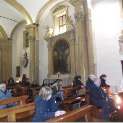 Si è svolto l'incontro  di preghiera per i cristiani perseguitati