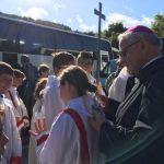 pellegrinaggio vescovo bella