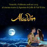 Aladdin al teatro Sant'Agostino