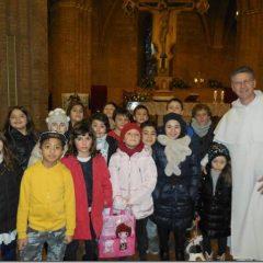 Sant'Antonio Abate, la benedizione degli animali