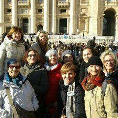 Il Papa riceve i Volontari AVO